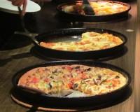#Socialhut: socializando pizzas e pessoas