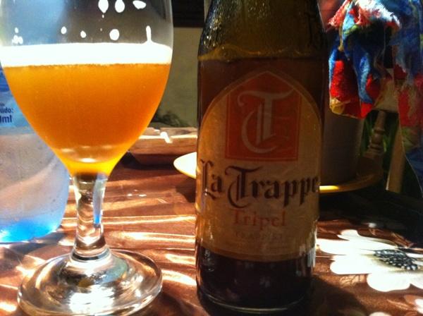 La Trappe - cerveja holandesa