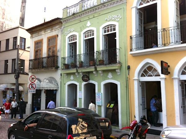 Café Cultura, um simpático bistrô no centro de Florianópolis
