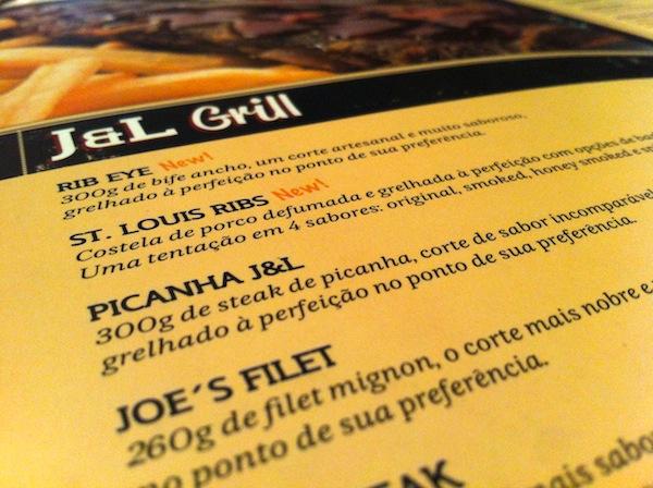 J&L Grill