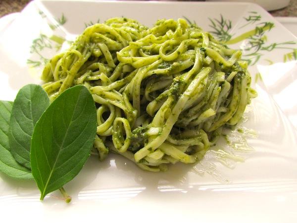 Gourmet Artesanale: Espaguete ao Pesto