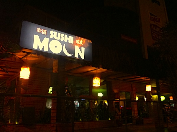 Sushi Moon - Lagoa da Conceição
