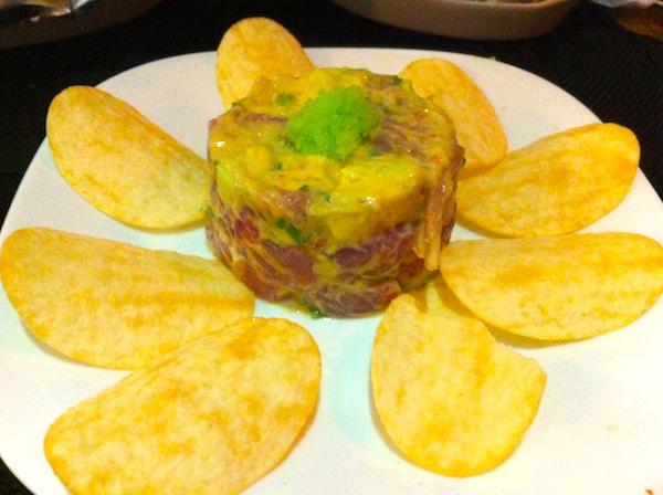 Tuna Tartar, ou Tartar de Atum