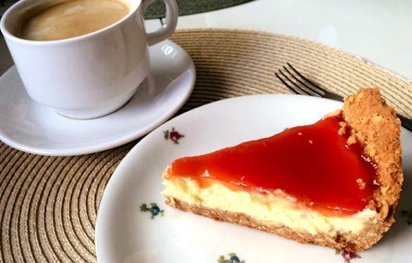 Receita de Cheesecake de Goiabada