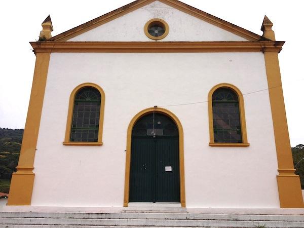 Igreja de São Miguel Arcanjo, inaugurada em 23 de janeiro de 1757