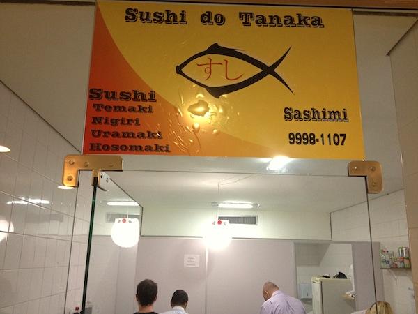 Sushi do Tanaka