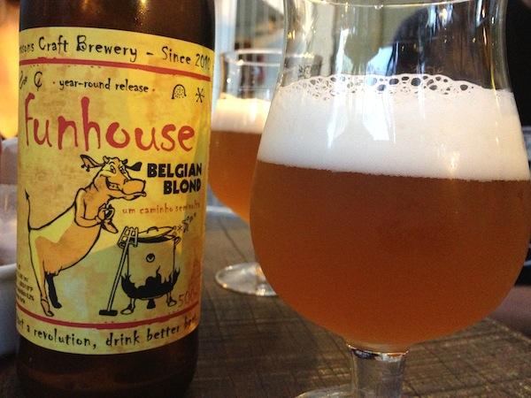 Funhouse: A casa maluca da Seasons