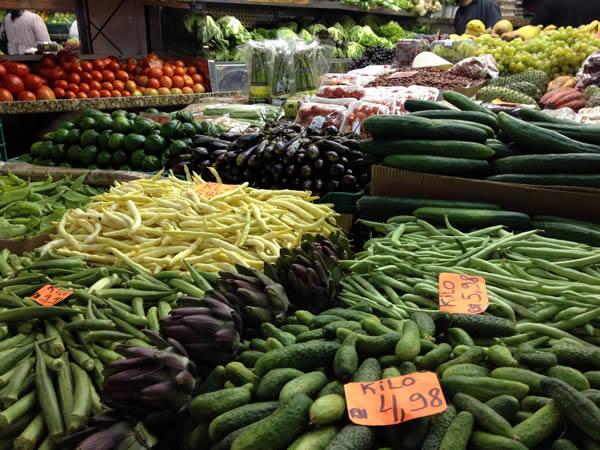 Mercado Público: de verduras à café gourmet