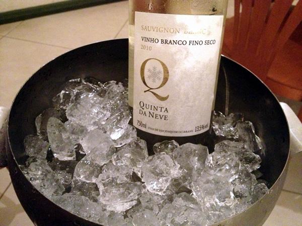 Vinho Quinta da Neve Sauvignon Blanc