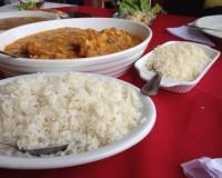 Bucaneiros: do arroz ao camarão, tudo perfeito!