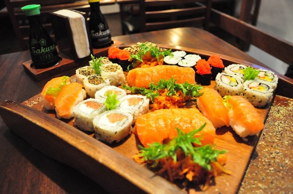 Foto Institucional - Fiji Sushi Lounge