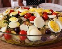 Bacalhau à Gomes de Sá, receita típica de Páscoa