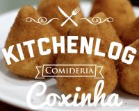 KitchenLog – Coxinha com Catupiry