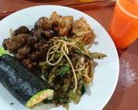 Restaurante Natural Tsan The: uma nova experiência com comida vegetariana